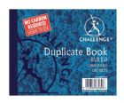 Challenge Duplicate Book Carbonless Ruled 105x130mm Ref 100080487 [Pack 5]